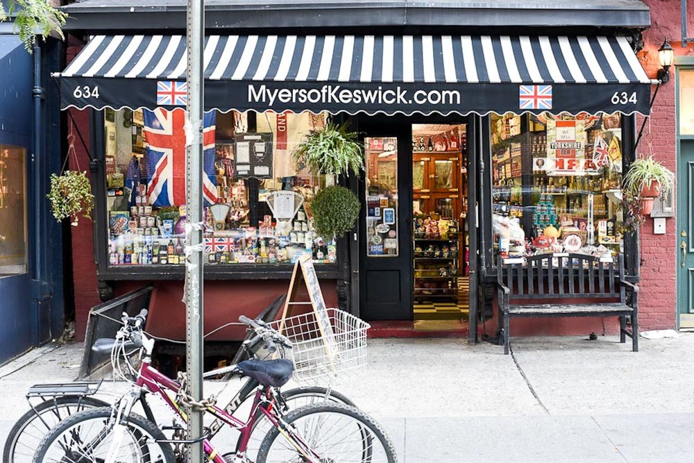 Myers of Keswick | Photo Credit: Find. Eat. Drink.