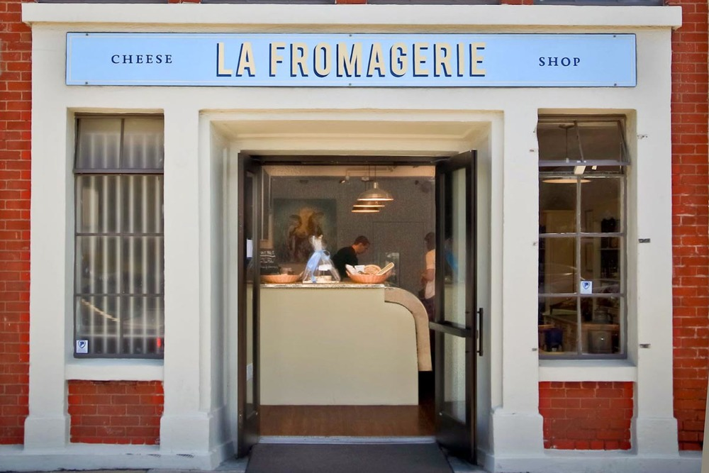 Photographs courtesy of La Fromagerie