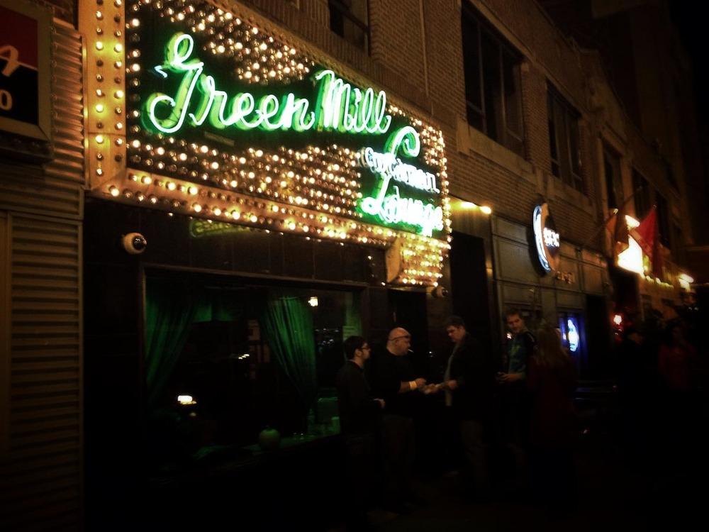 The Green Mill | Photo Credit:Daniel Novta [flickr]