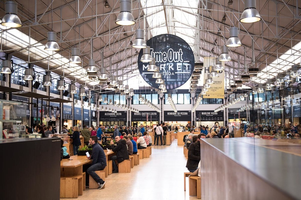 Mercado da Ribeira | Photo Credit: Find. Eat. Drink.