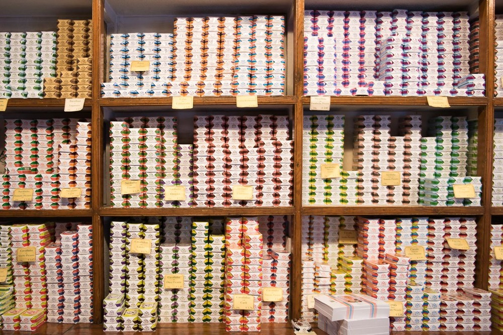 Canned Seafood at Conserveira de Lisboa | Photo Credit: Find. Eat. Drink.