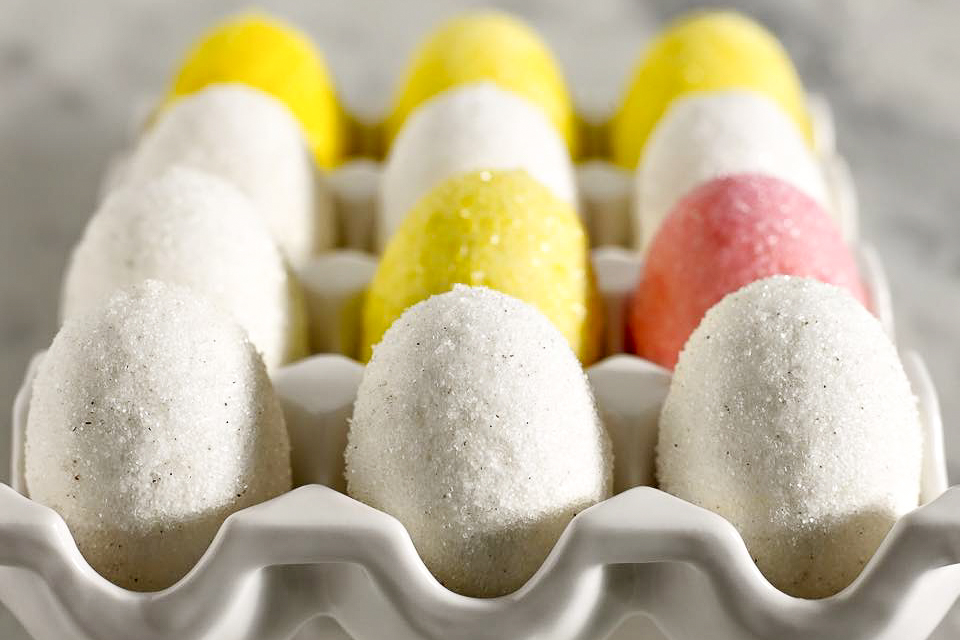 Marshmallow Eggs | Bouchon