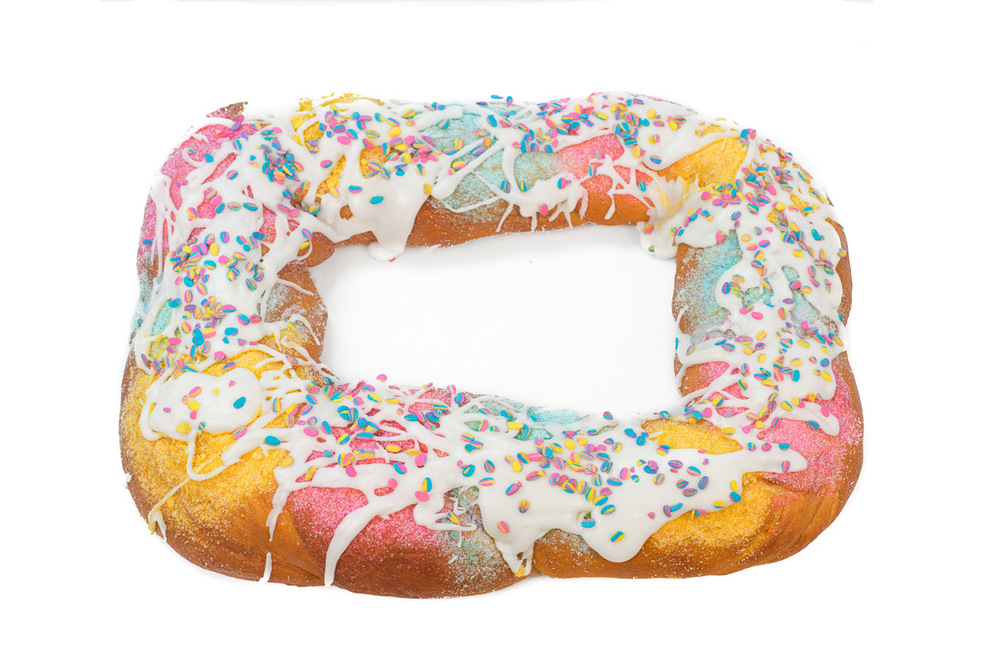 Easter-Pastels King Cake | Haydel's