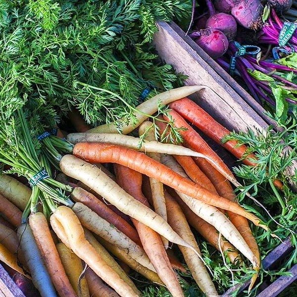 Photograph courtesy of Charleston Farmers Market
