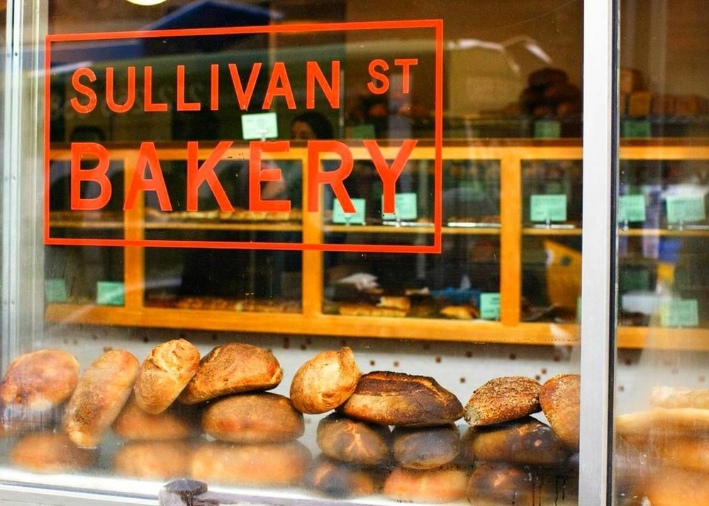 Photograph courtesy of Sullivan Street Bakery