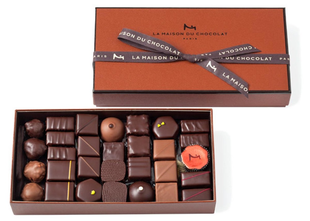 Photograph courtesy of La Maison du Chocolat