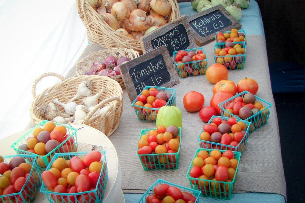 Photograph courtesy of Freedom Farmers Market