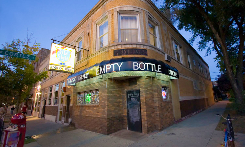 Photograph courtesy of The Empty Bottle