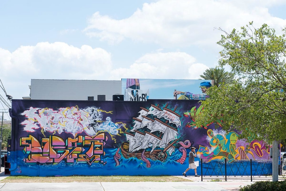Downtown St. Pete Mural | Photo Credit:  © Find. Eat. Drink.