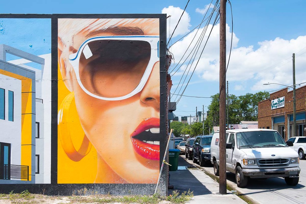 Downtown St. Pete Murals | Photo Credit: ©Find. Eat. Drink.