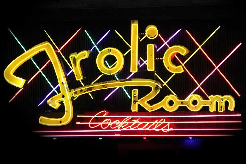 Frolic Room | Photo Credit:vjlawson2001 [flickr]
