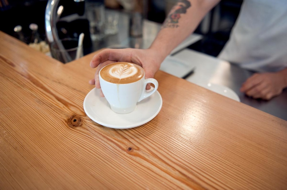 Ninth Street Espresso | Photo Credit: Patrick Kolts for Find. Eat. Drink.