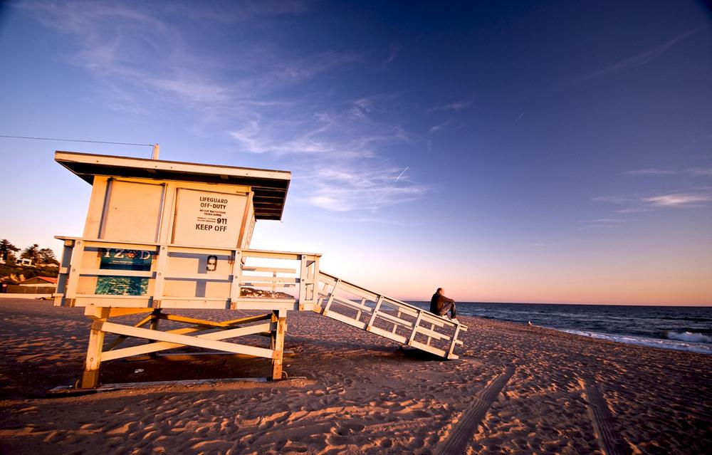 Malibu Beach |Lukasz Lech {flickr]