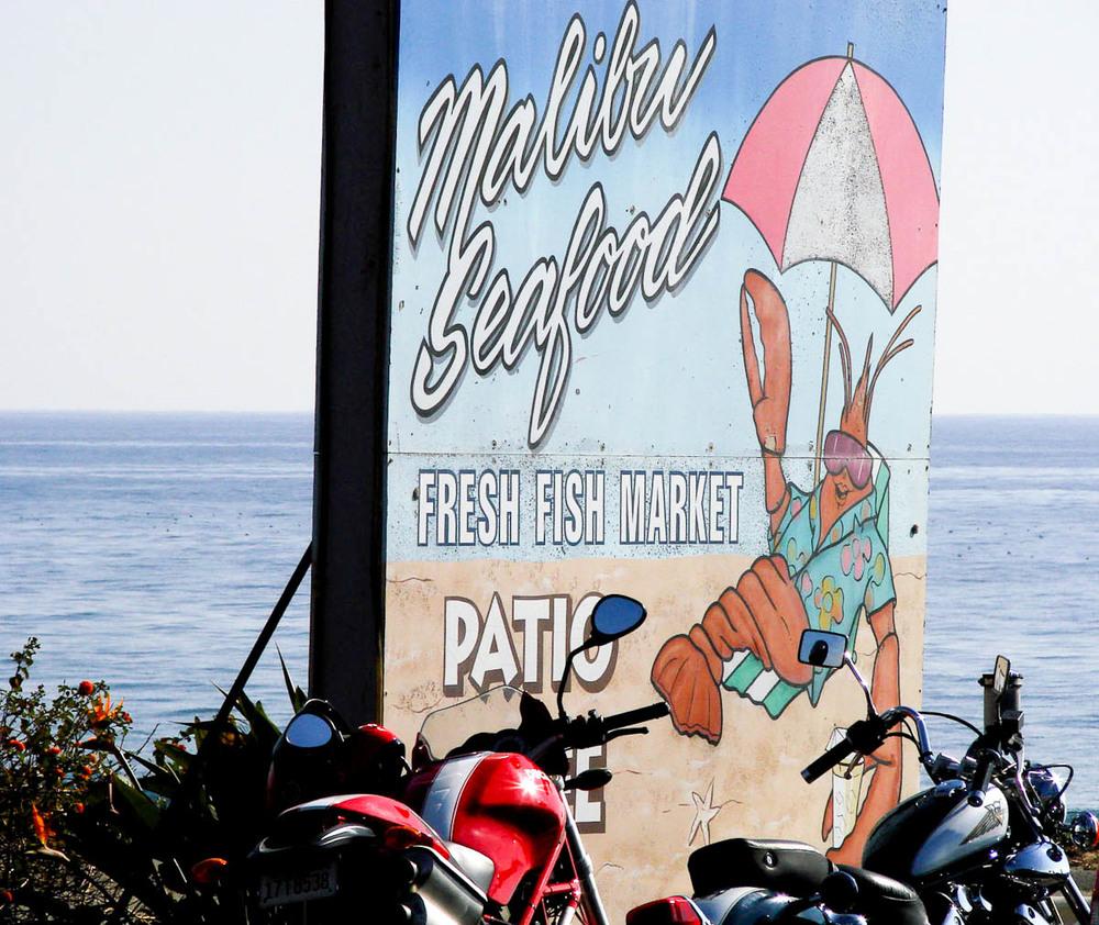 Malibu Seafood | Photo Credit:Maria Cecita [flickr]