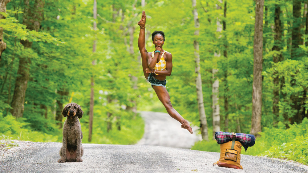 Michaela DePrince of Jacob's Pillow | Photo Credit: JordanMatter