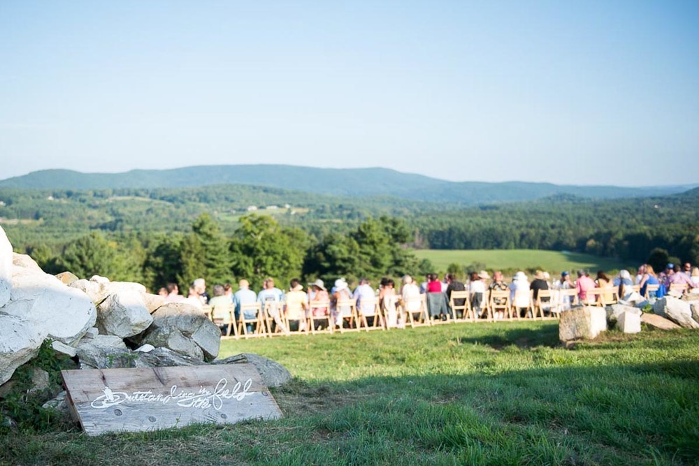 Outstanding in the Field Dinner in The Berkshires | Photo Credit: Find. Eat. Drink.