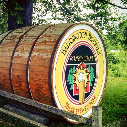Photograph courtesy of Barrington Brewery