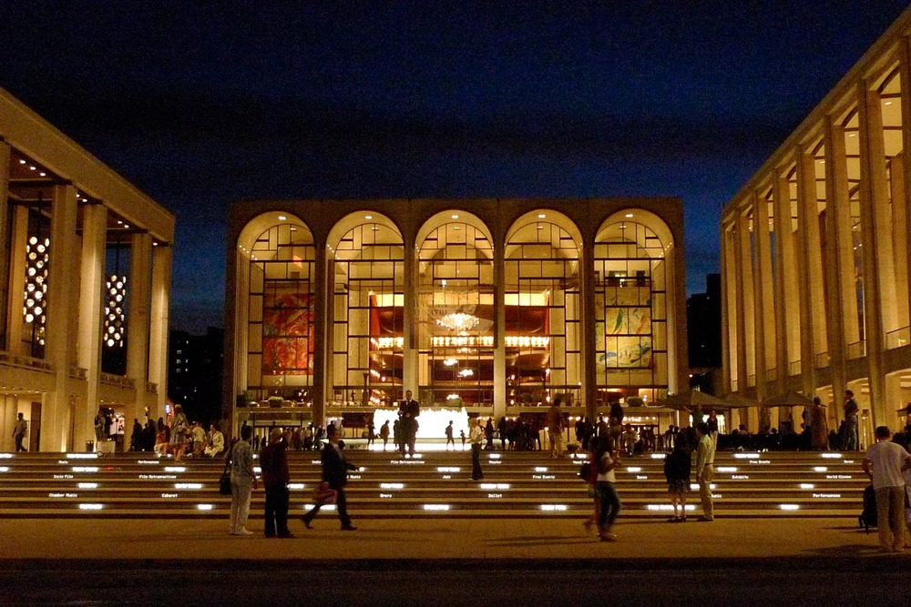 Lincoln Center | Photo Credit: Chun-Hung Eric Cheng [Flickr]