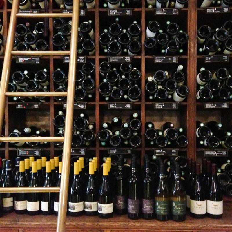 Les Caves Augé | Photo Credit: ©Find. Eat. Drink.