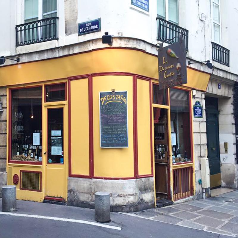 Photograph courtesy of La Dernière Goutte