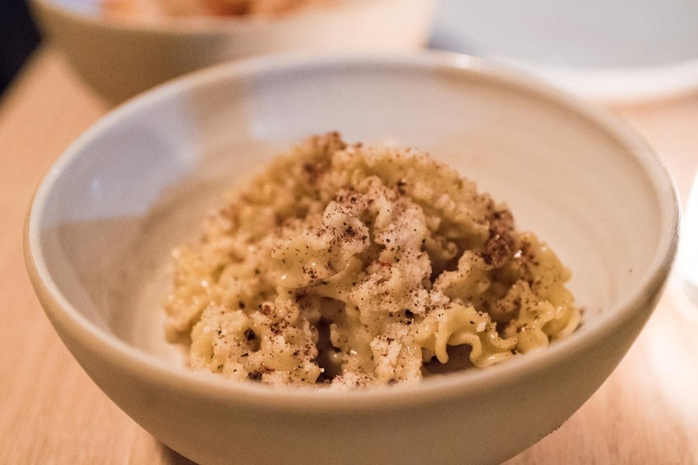 Mafaldini at Lilia | Photo Credit: ©Find. Eat. Drink.