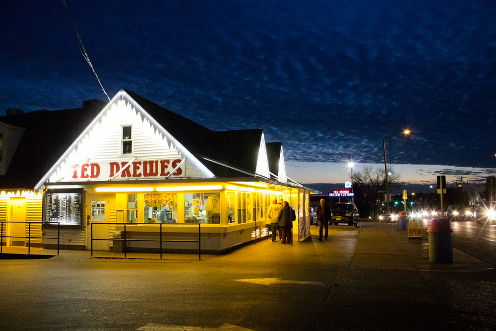 Photograph courtesy of Ted Drewes