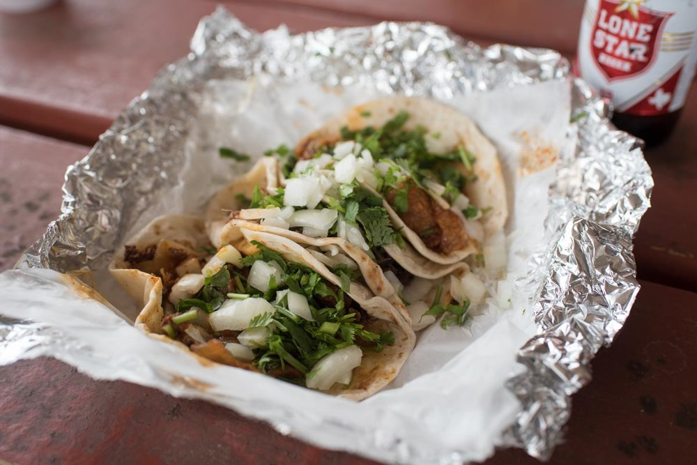 Tacos from Tacos Tierra Caliente | Photo Credit: ©Find. Eat. Drink.