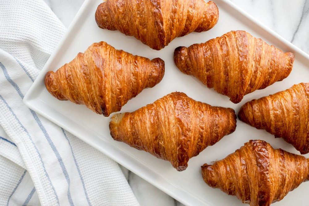 Croissants at Common Bond Bakery | Photograph courtesy of Common Bond