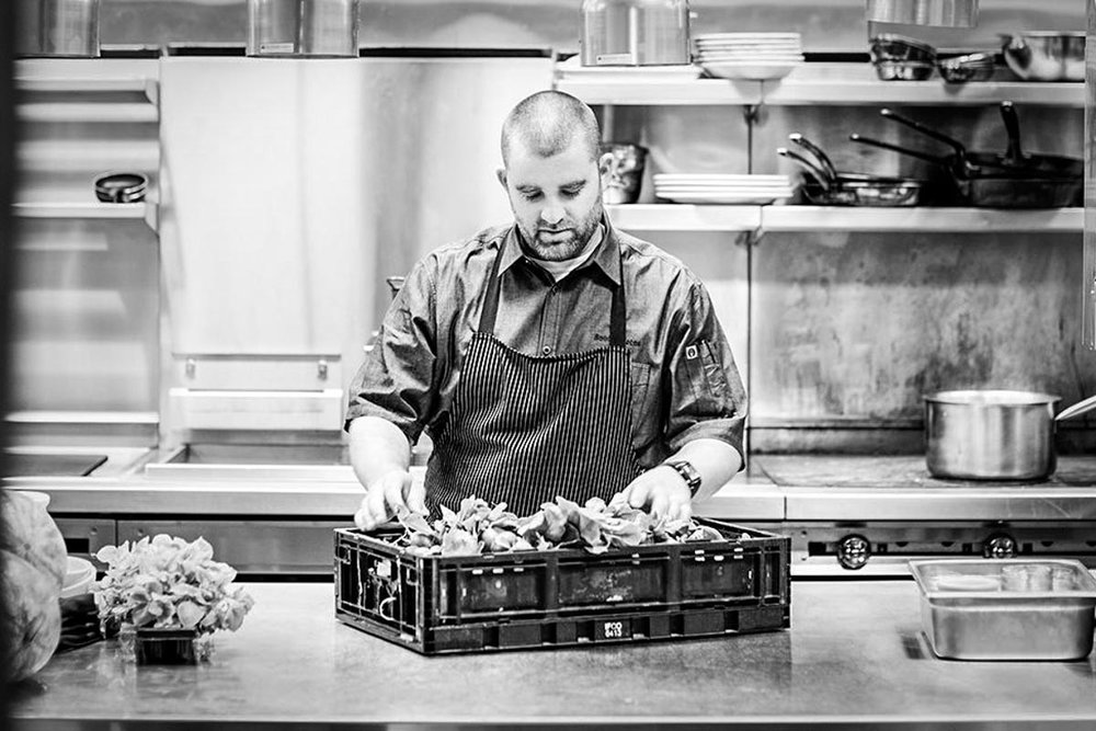 Chef Bobby Matos | Photograph courtesy of State of Grace