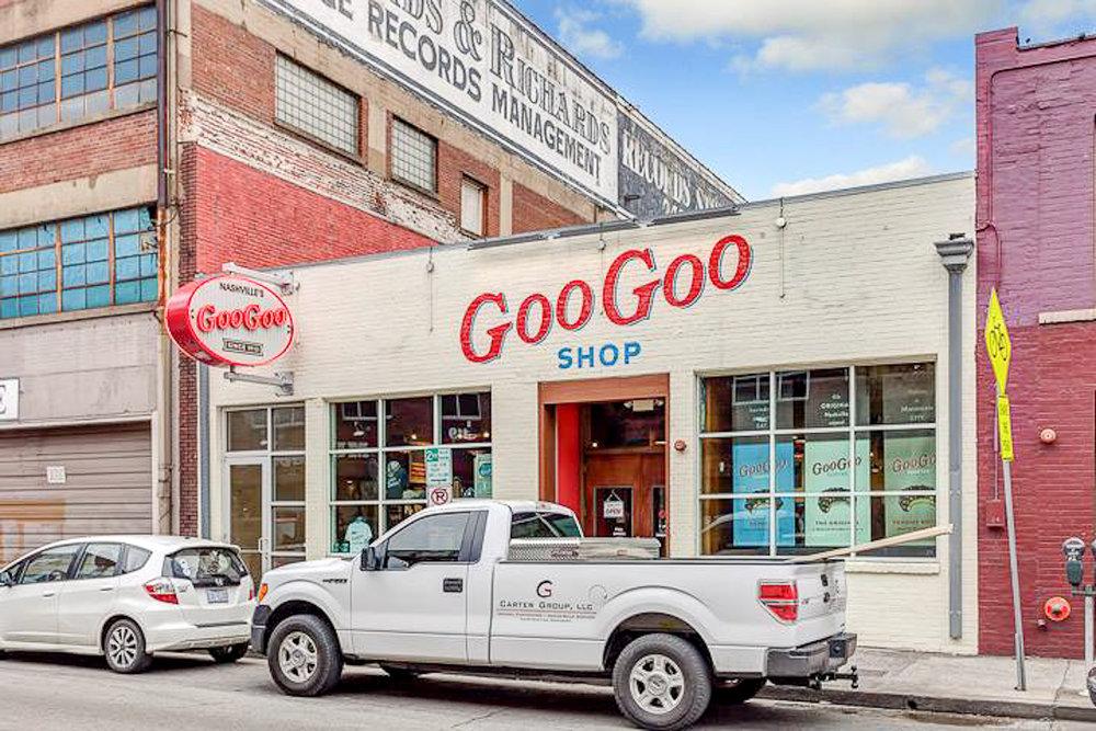 Photographs courtesy of The Goo Goo Shop