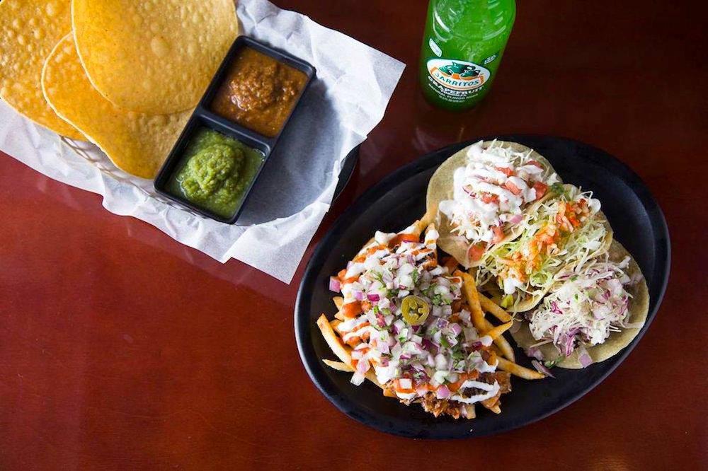 Photograph courtesy of Vatos Tacos