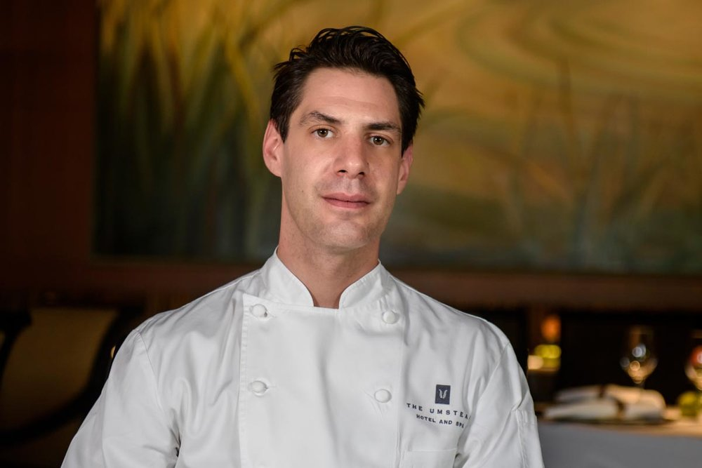 Pastry Chef Jonathan Fisher