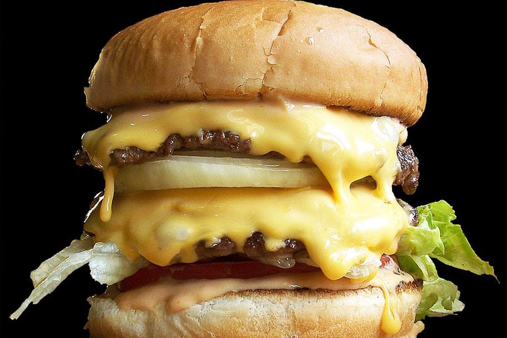 Photograph courtesy of Burger Shack