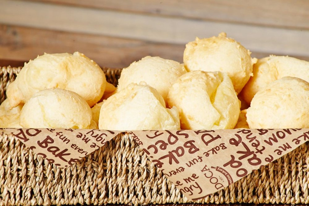 The Pao de Queijo and pastry chef Rachel Binder | Photographs courtesy of Padoca Bakery