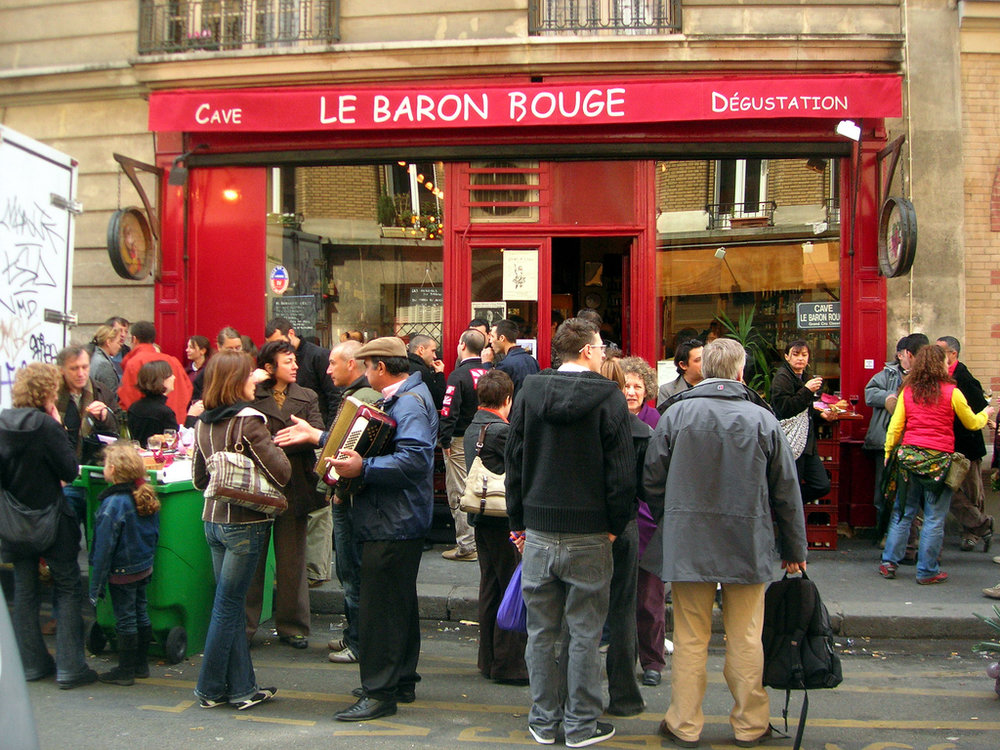 Le Baron Rouge | Photo Credit: Malias [flickr]