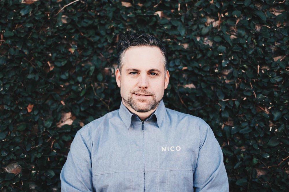 Chef Nico Romo