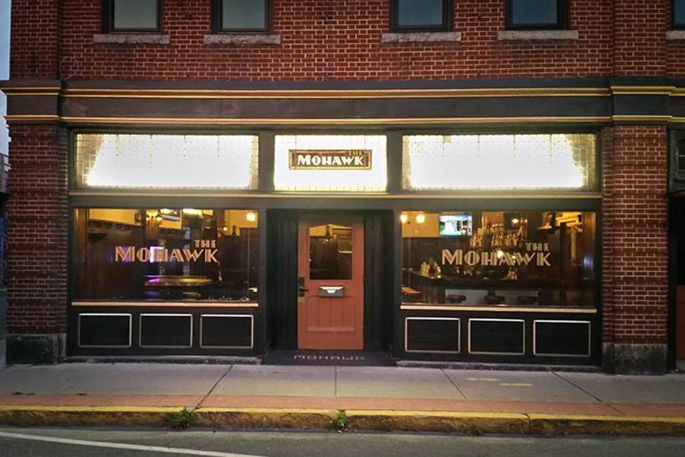 Photograph courtesy of Mohawk Tavern