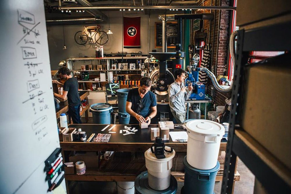 Photograph courtesy of Velo Coffee