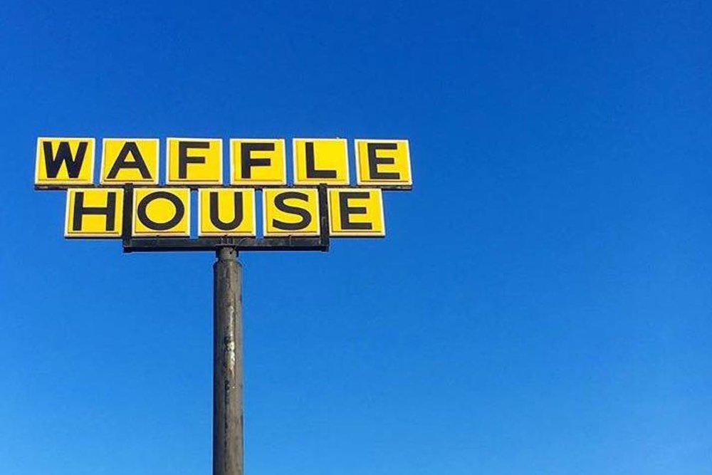 Photographs courtesy of Waffle House