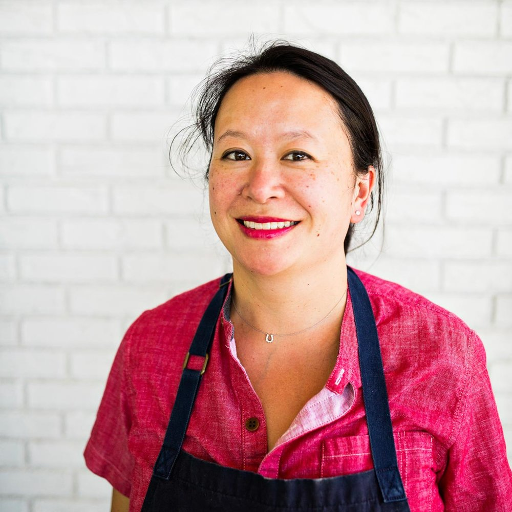 Pastry Chef Cynthia Wong | Photograph courtesy of Butcher & Bee