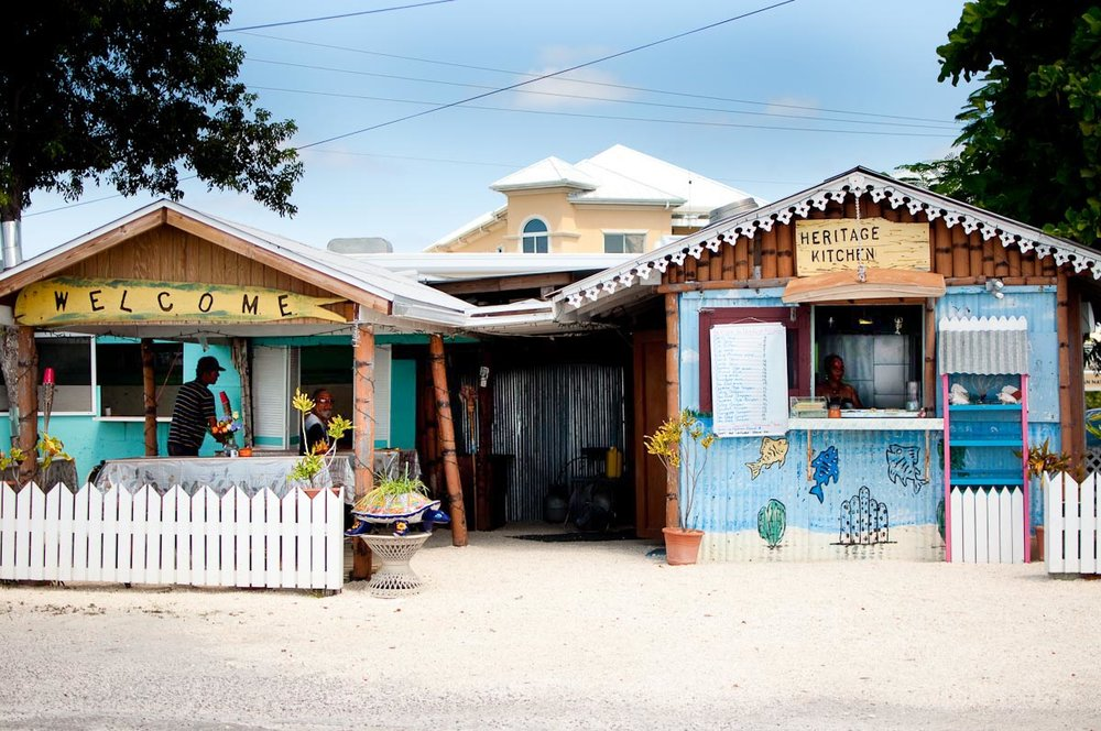 Heritage Kitchen in West Bay | Photo Credit: Find. Eat. Drink.