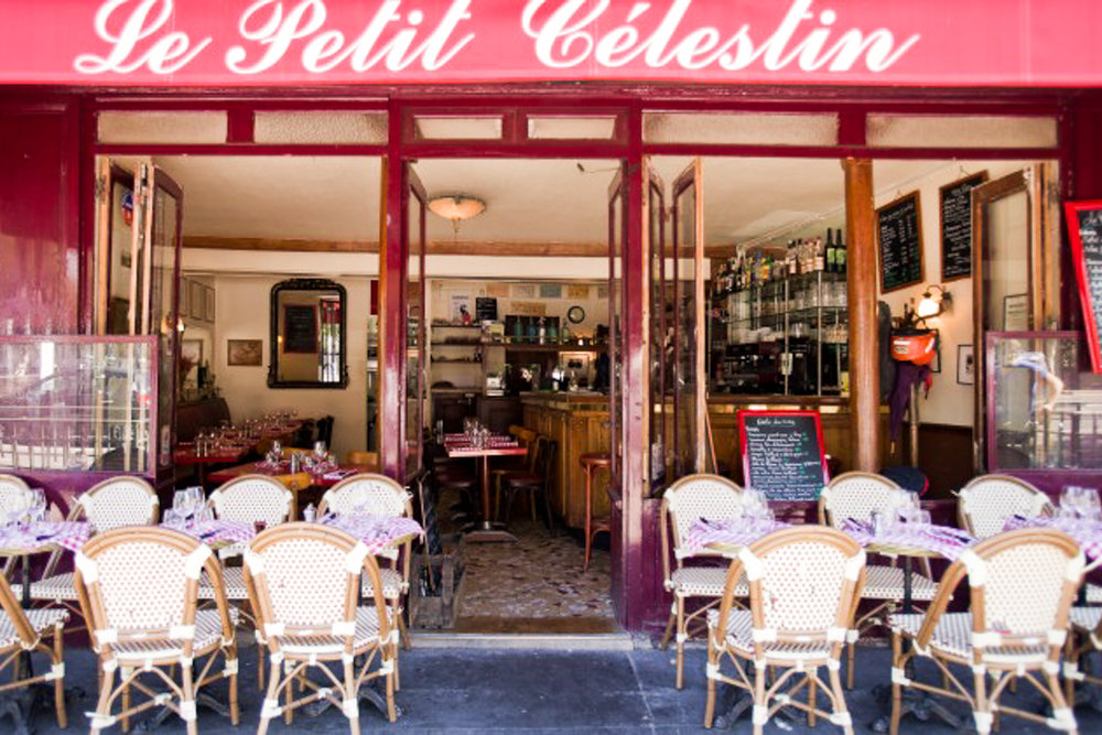 Photograph courtesy of Le Petit Celestin
