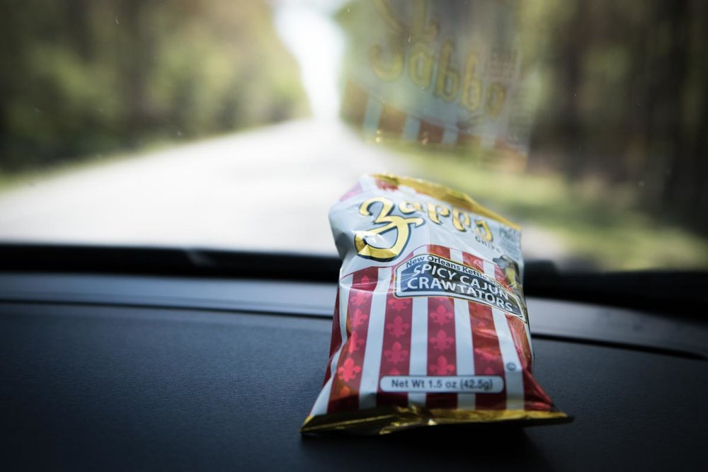 Southern snacks | Photo Credit: ©Find. Eat. Drink.