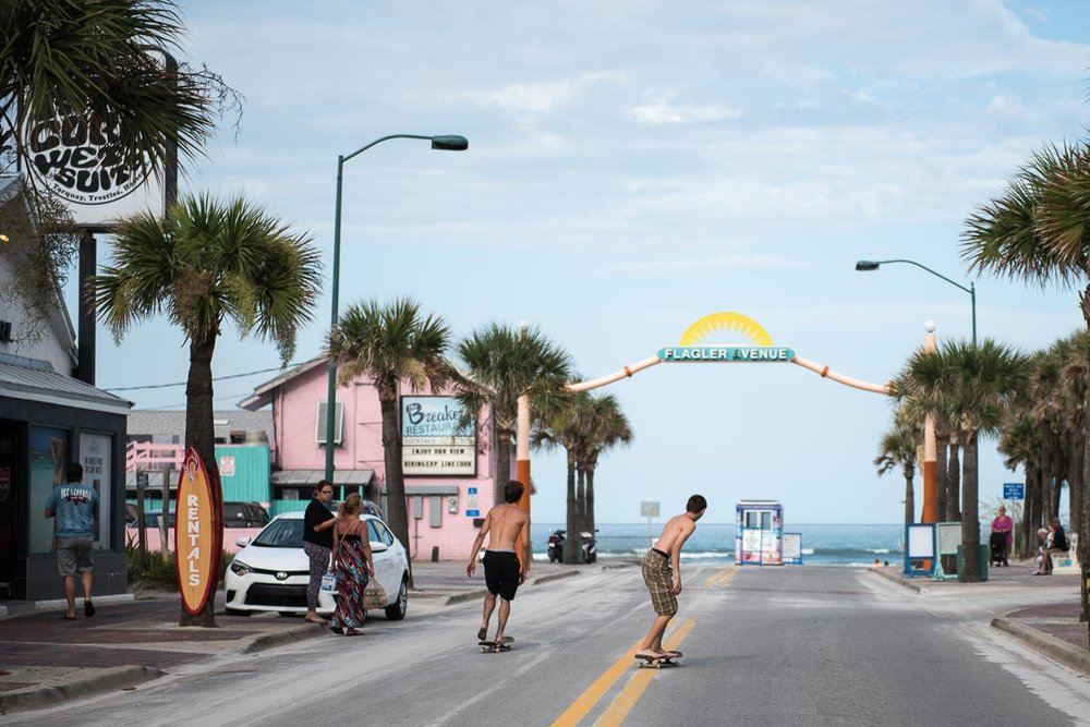 New Smyrna Beach | Photo Credit: ©Find. Eat. Drink.