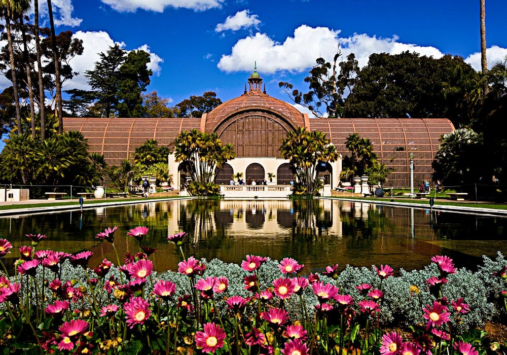 Photograph courtesy of Balboa Park