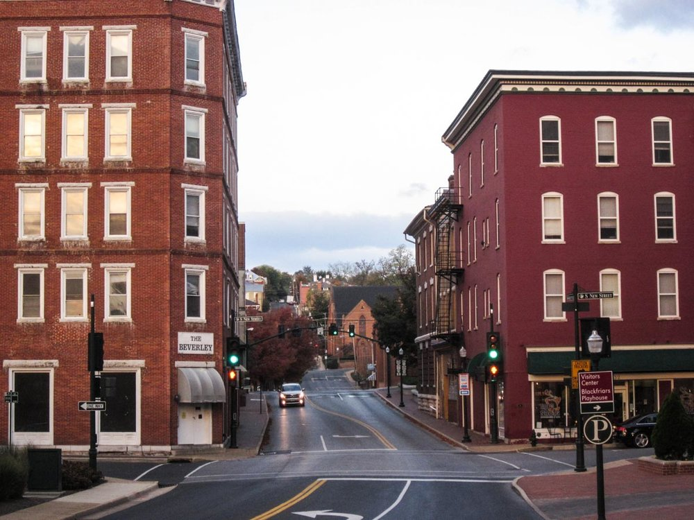 Staunton, VA | Photo Credit: Doug Kerr [flickr]