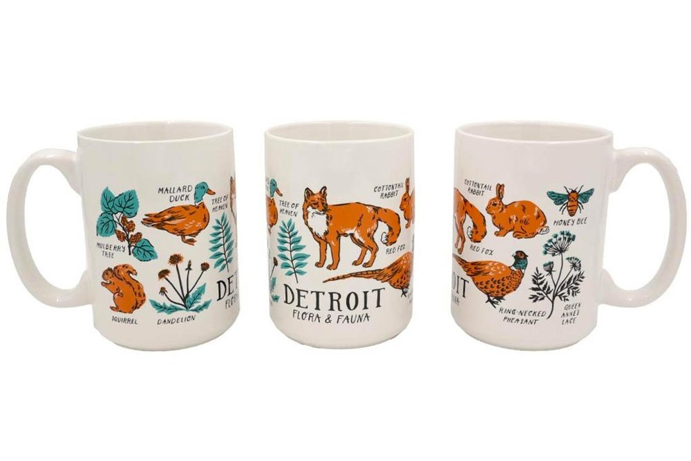 Detroit souvenirs | Photograph courtesy of City Bird.