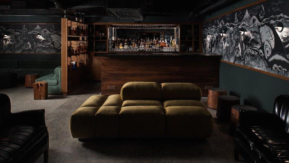 Ba Lounge at Ichicoro Ane | Photograph courtesy of Ba Lounge (Photo Credit: Seamus Payne)