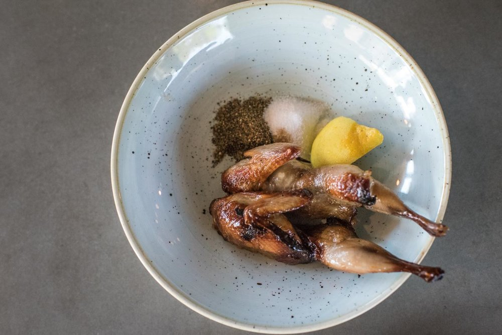 Salt and Pepper Quail |  Photo Credit: ©Find. Eat. Drink