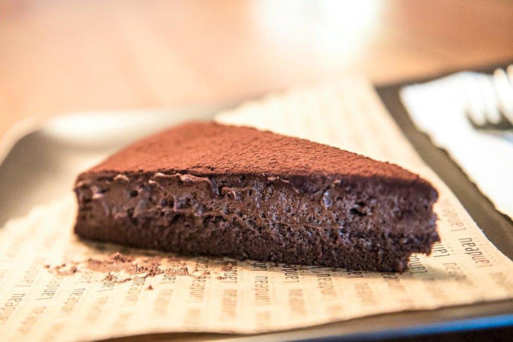 Landeau Chocolate | Photo Credit: ©Find. Eat. Drink.